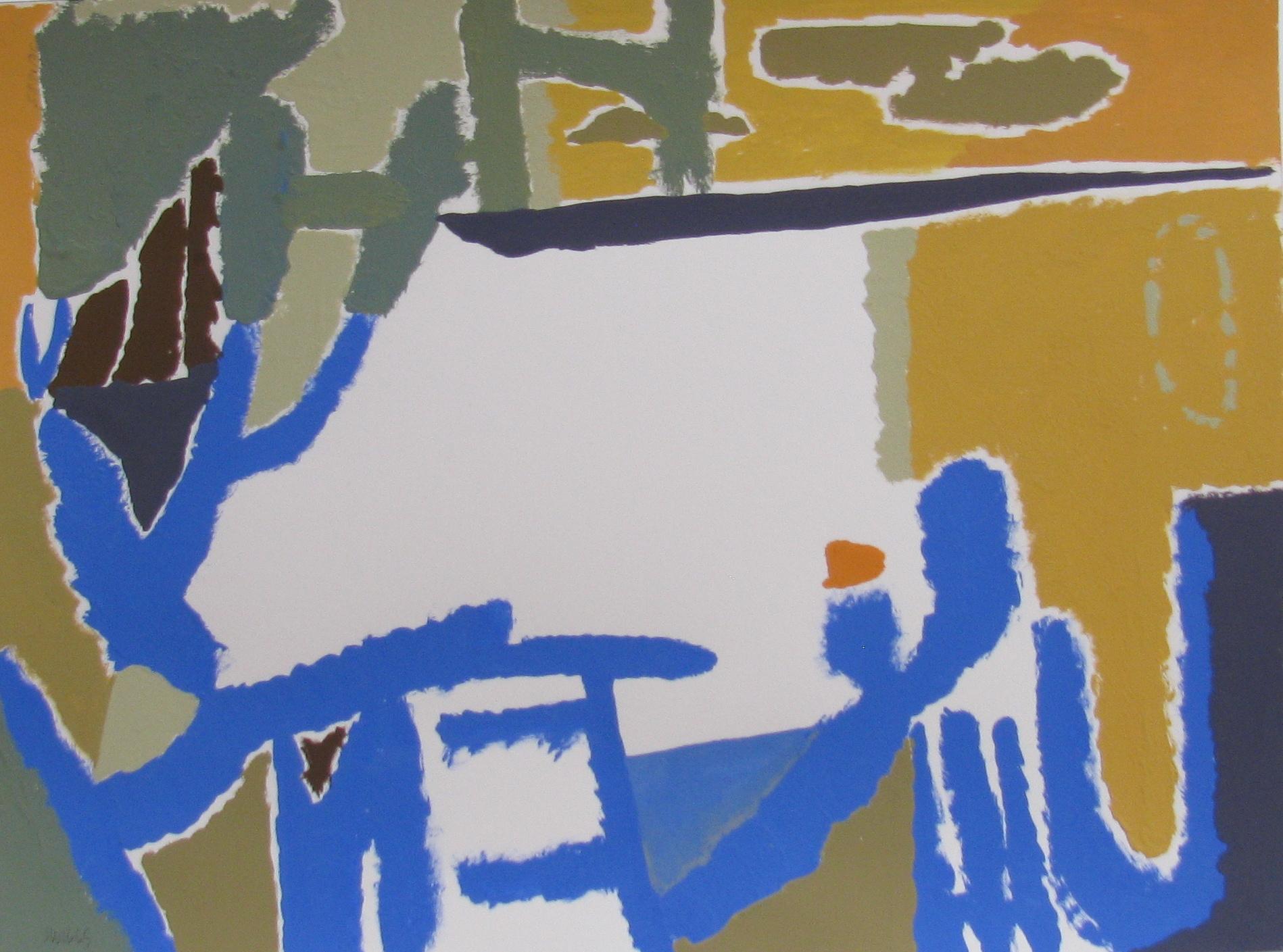 wiggs jenn abstract gouache