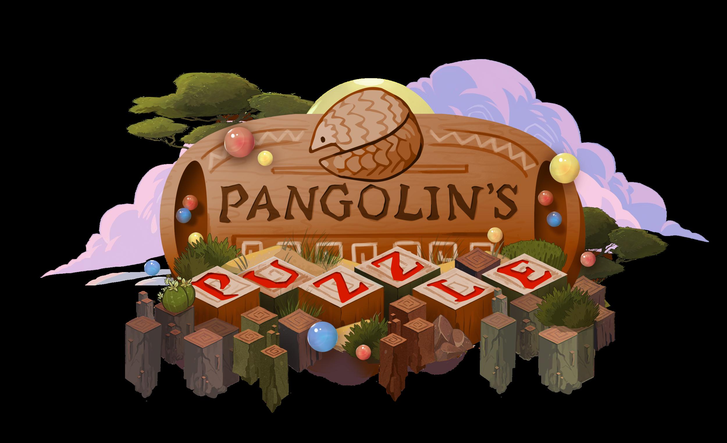 PangolinsPuzzleLogo