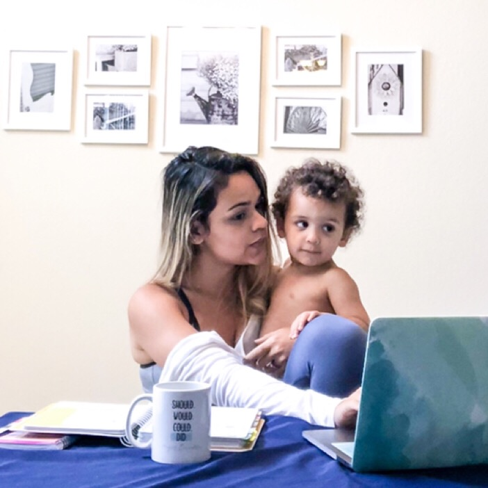 My why… - Being a mom didn't slow me down, it gave me a purpose. I learned to have a voice and along the way of building and shaping a better version of myself I found my passion and became great at it.
