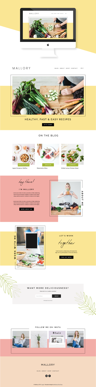 Mallory Website Portfolio