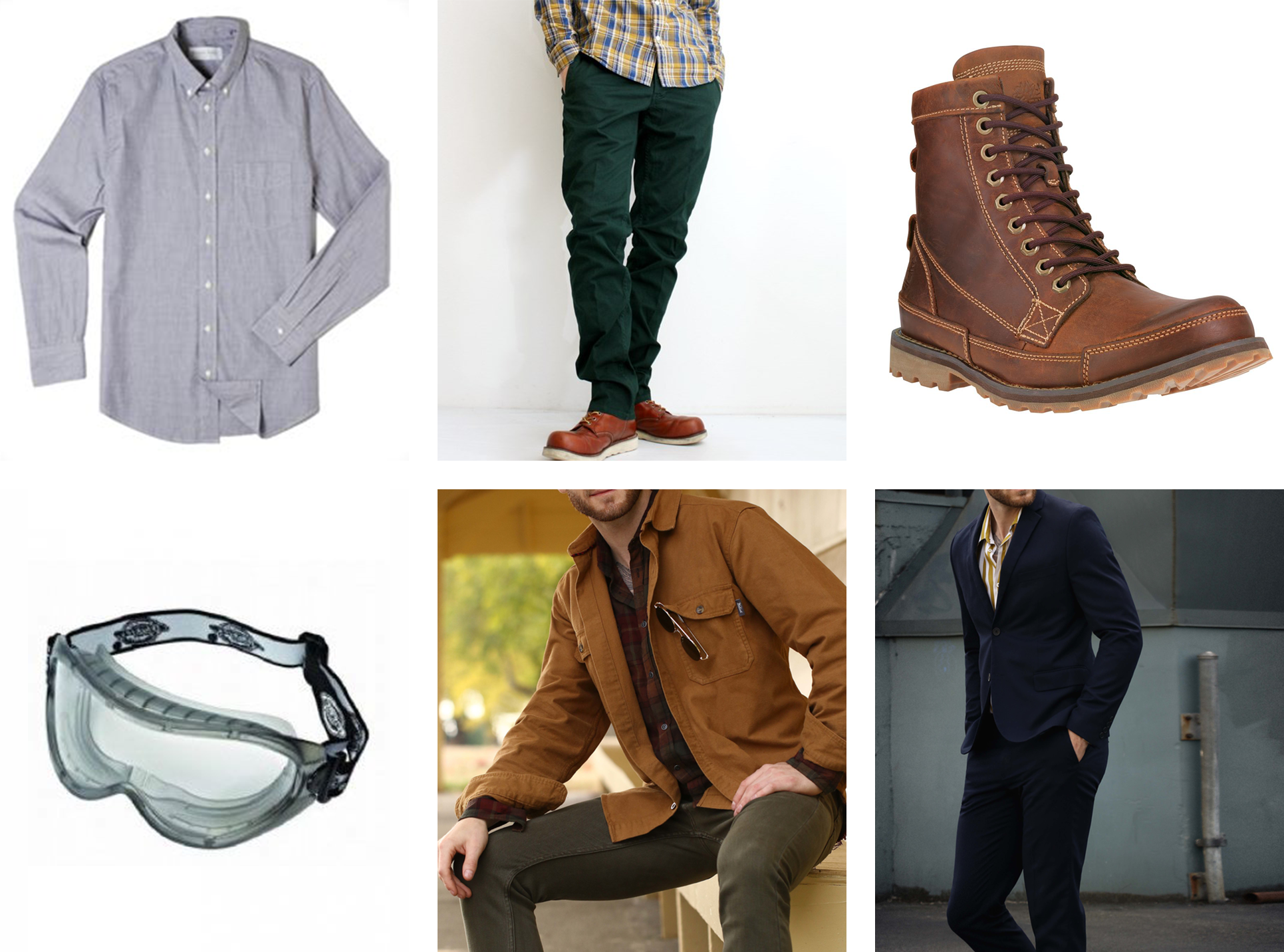 Fashion style guide