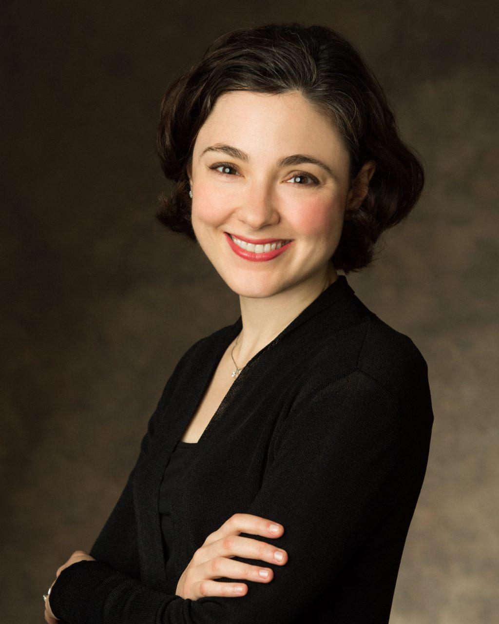 Deanna Joseph    Conductor - Grades 8-10 Treble Choir