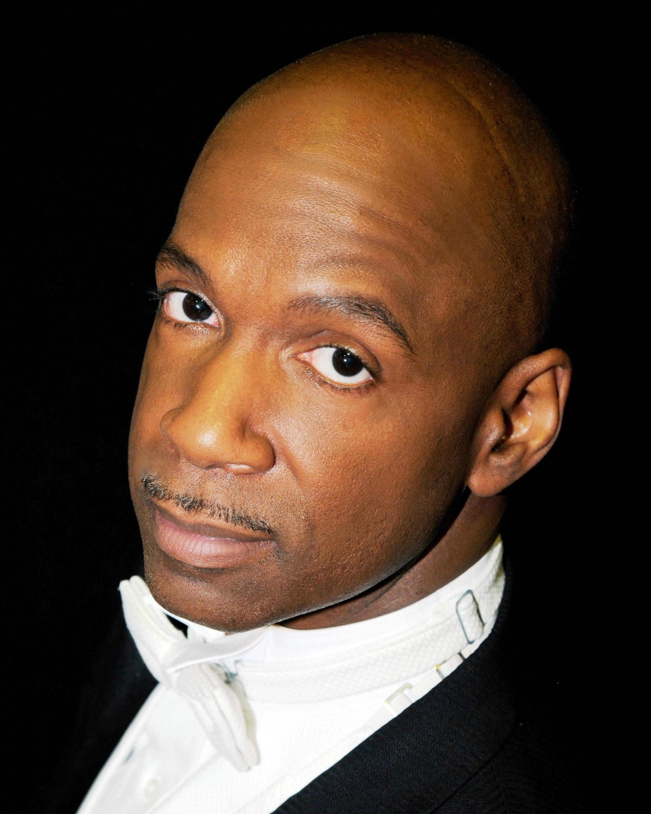 William Powell   Conductor - Little Rock High School Honor Choir