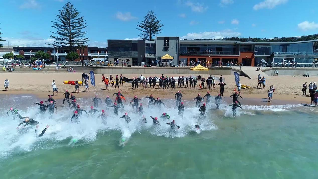 Ocean Swim - Final Series