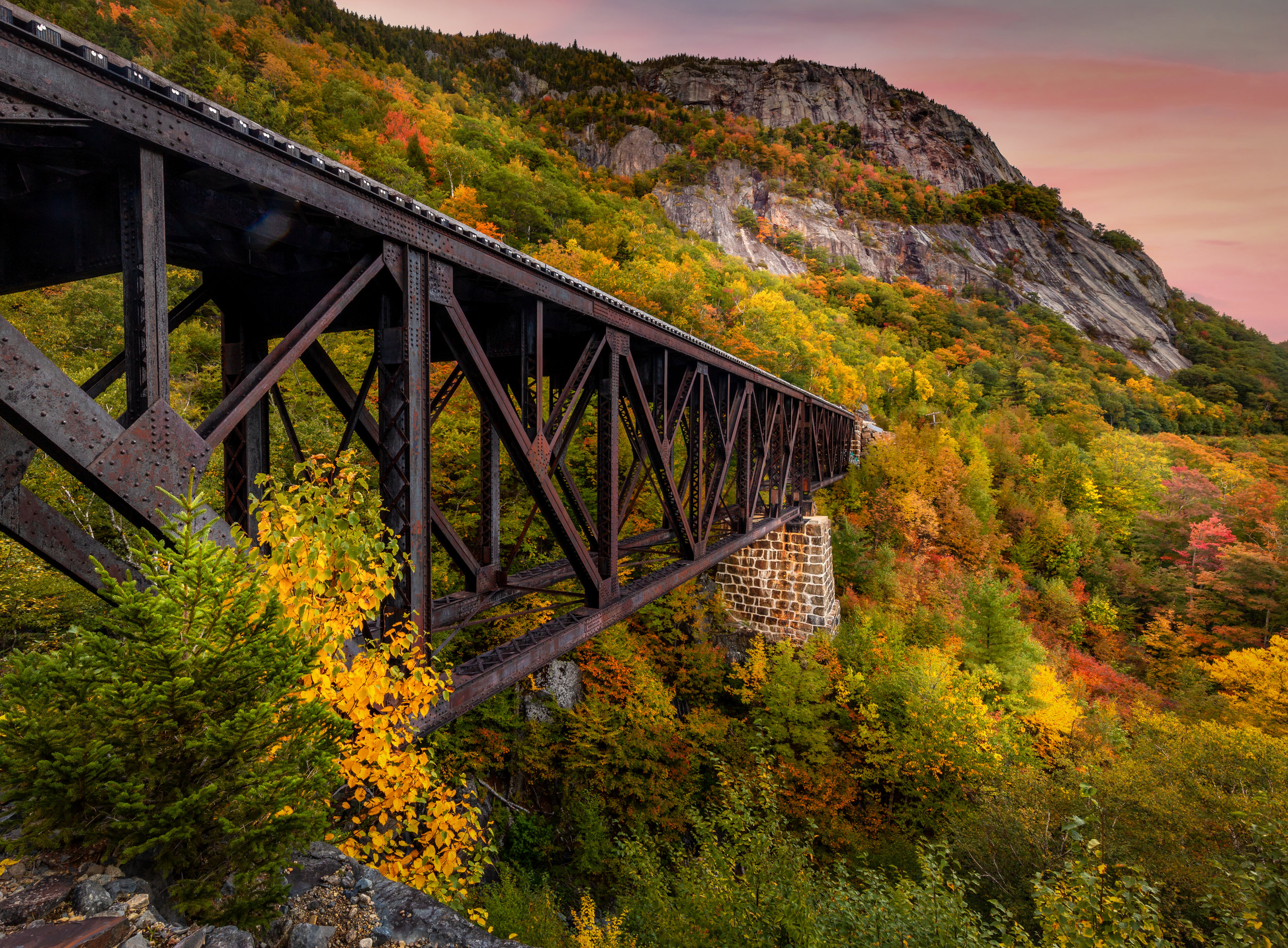 Crawford Notch -