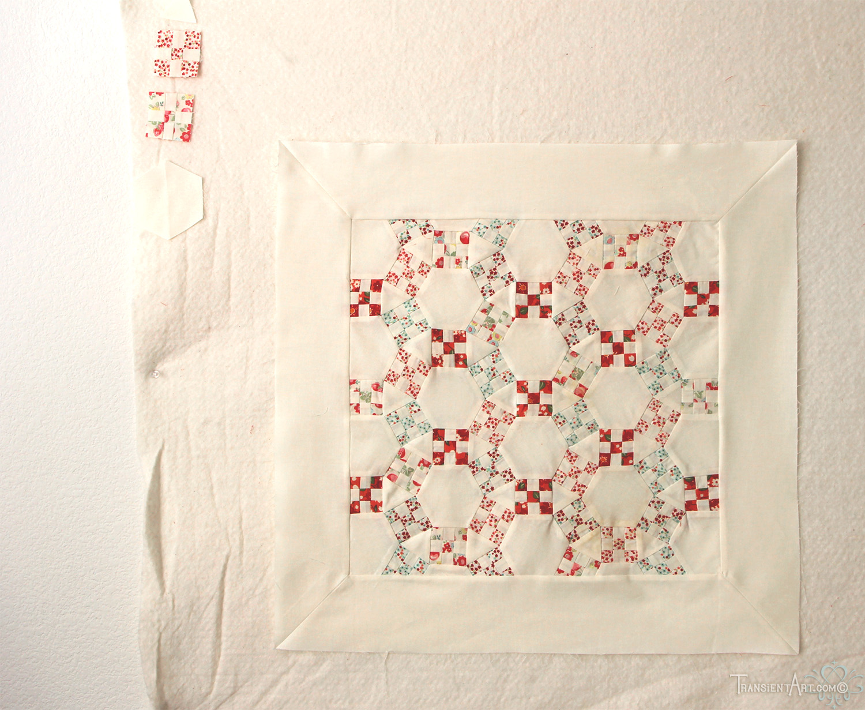 Nine Patch QuiltWM1