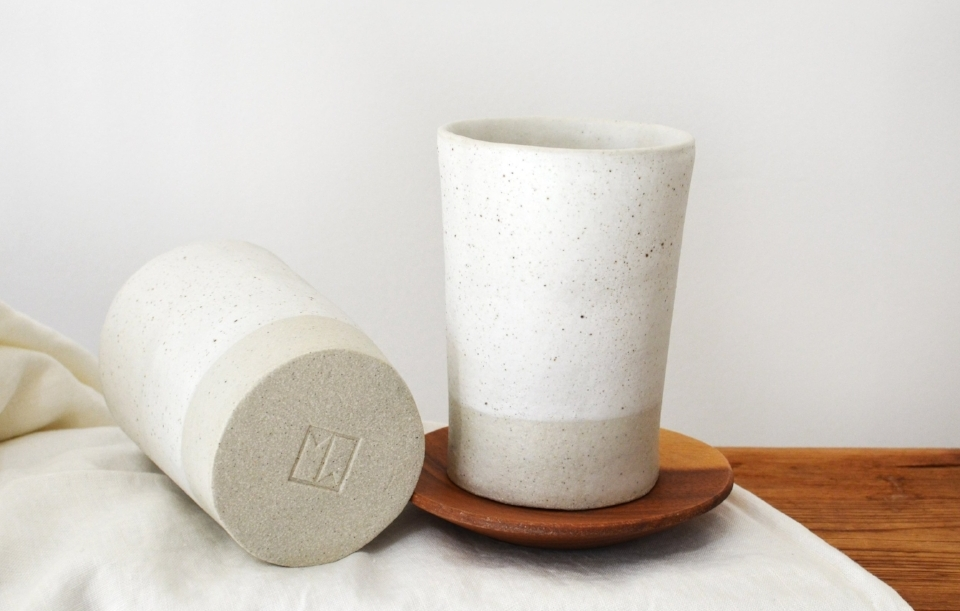 Ceramic Tumblr - $22