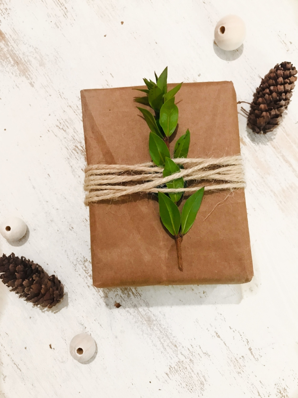 Minimal Wrapping Ideas : 6 Ways to Wrap a Gift With Recycled Grocery Bags