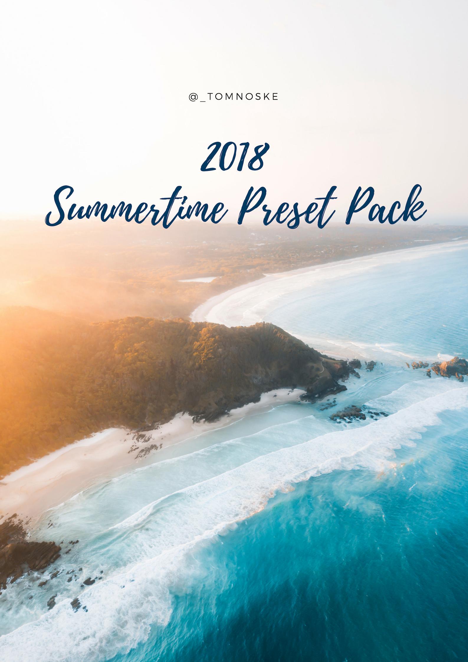 2018Summertime Preset Pack.png