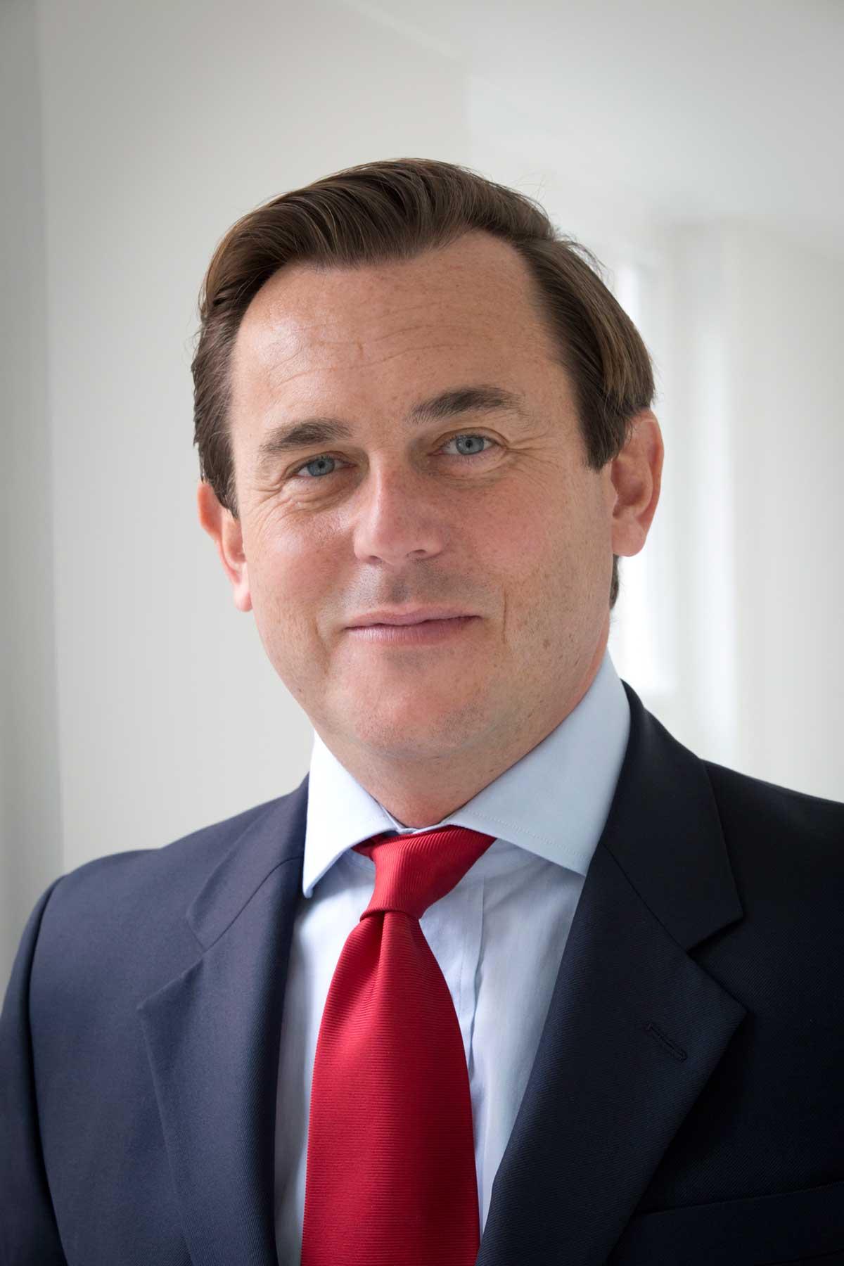 James Innes, Chrystal Capital Partner