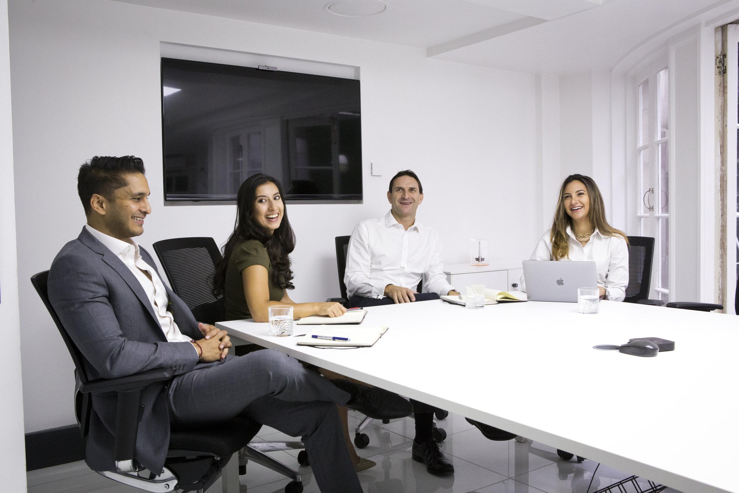Chrystal Capital Co-investment team