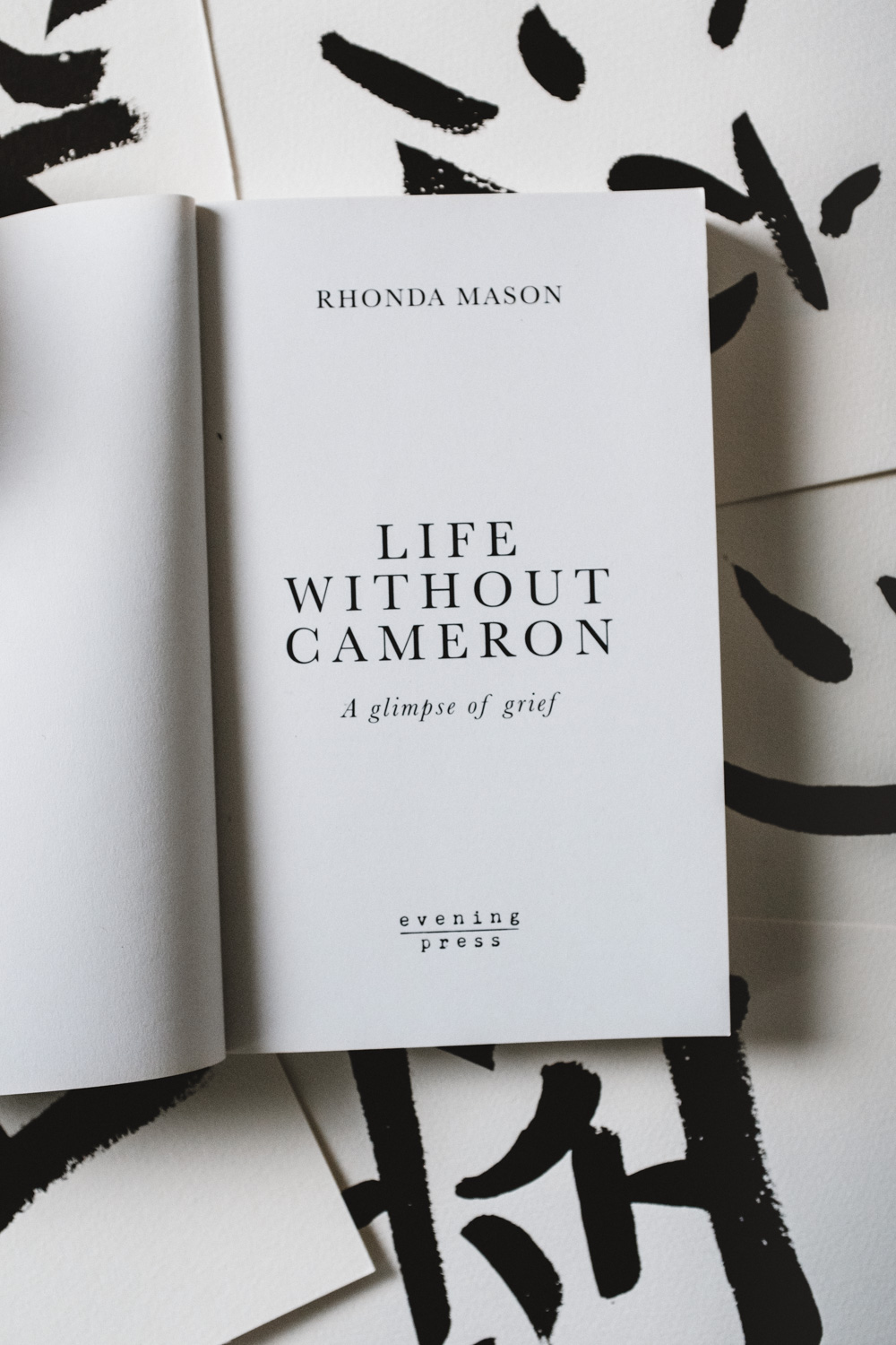 Life Without Cameron—By Rhonda.H.Y.Mason