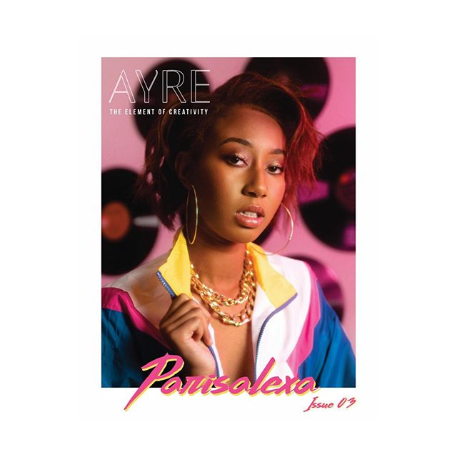 AYRE Magazine issue 03 is now available! Please feel free to check it out ! www.ayremagazine.com