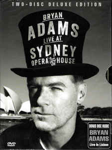 Bryan Adams at the Sydney Opera House – Bare Bones Tour