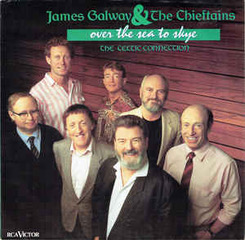 Over The Sea – CD James Galway & The Chieftains 1991