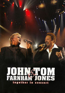 John Farnham / Tom Jones Tour DVD 2005