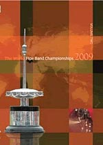World Pipe Band Championships DVD MSR – Fife Constabulary 2009
