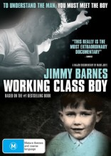 Jimmy Barnes DVD for Working Class Boy 2018