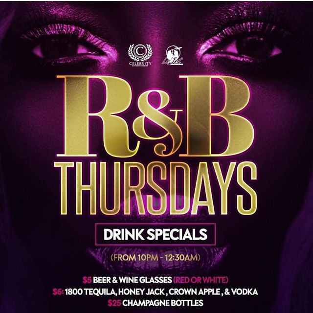 Come experience a Good Vybe inside @rnb_thursdayssd as @turftalksd sets the mood. DRINKS SPECIAL all night long.