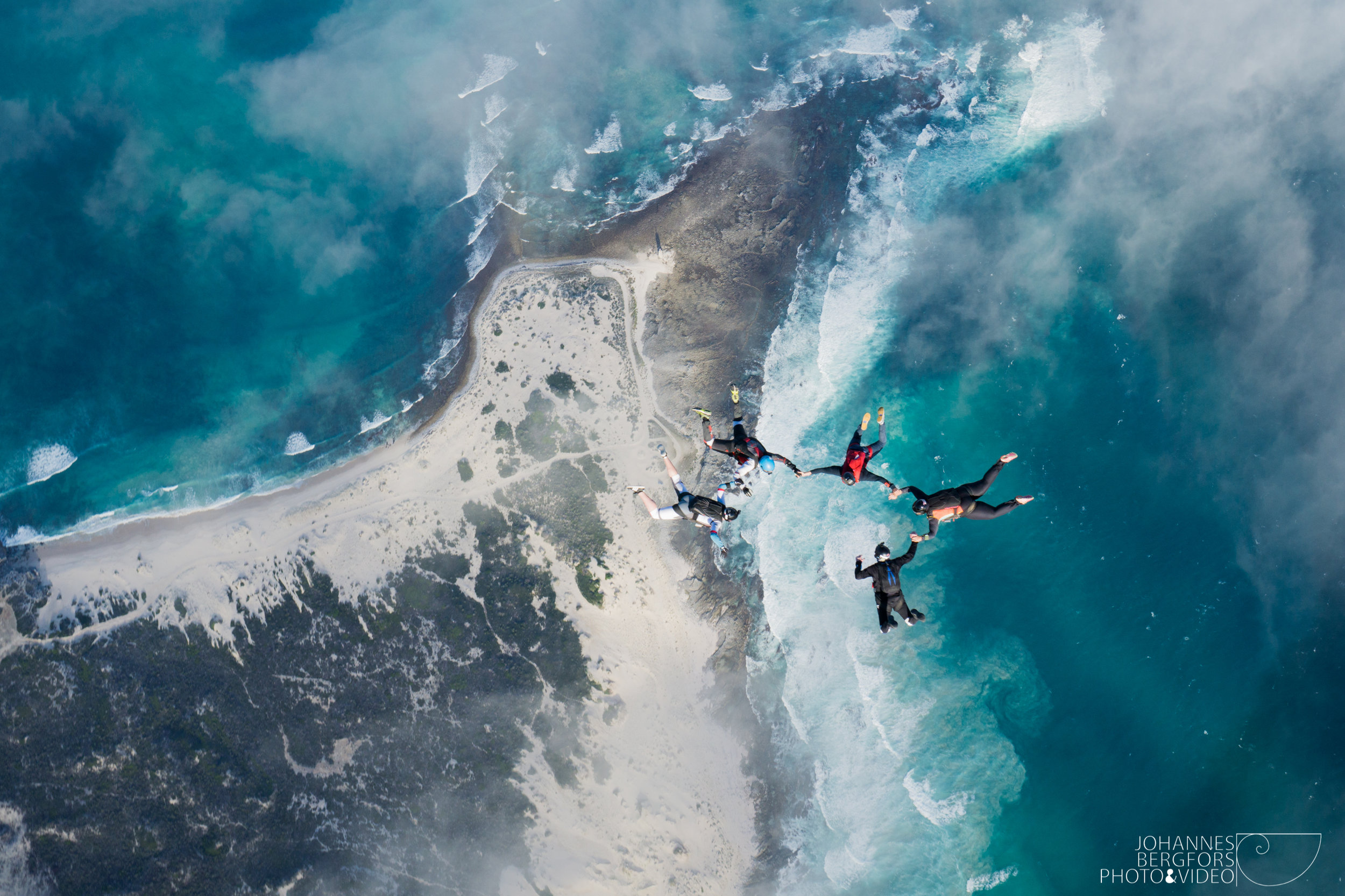 Business as usual today when skydiving near the southernmost tip of the African continent.jpg