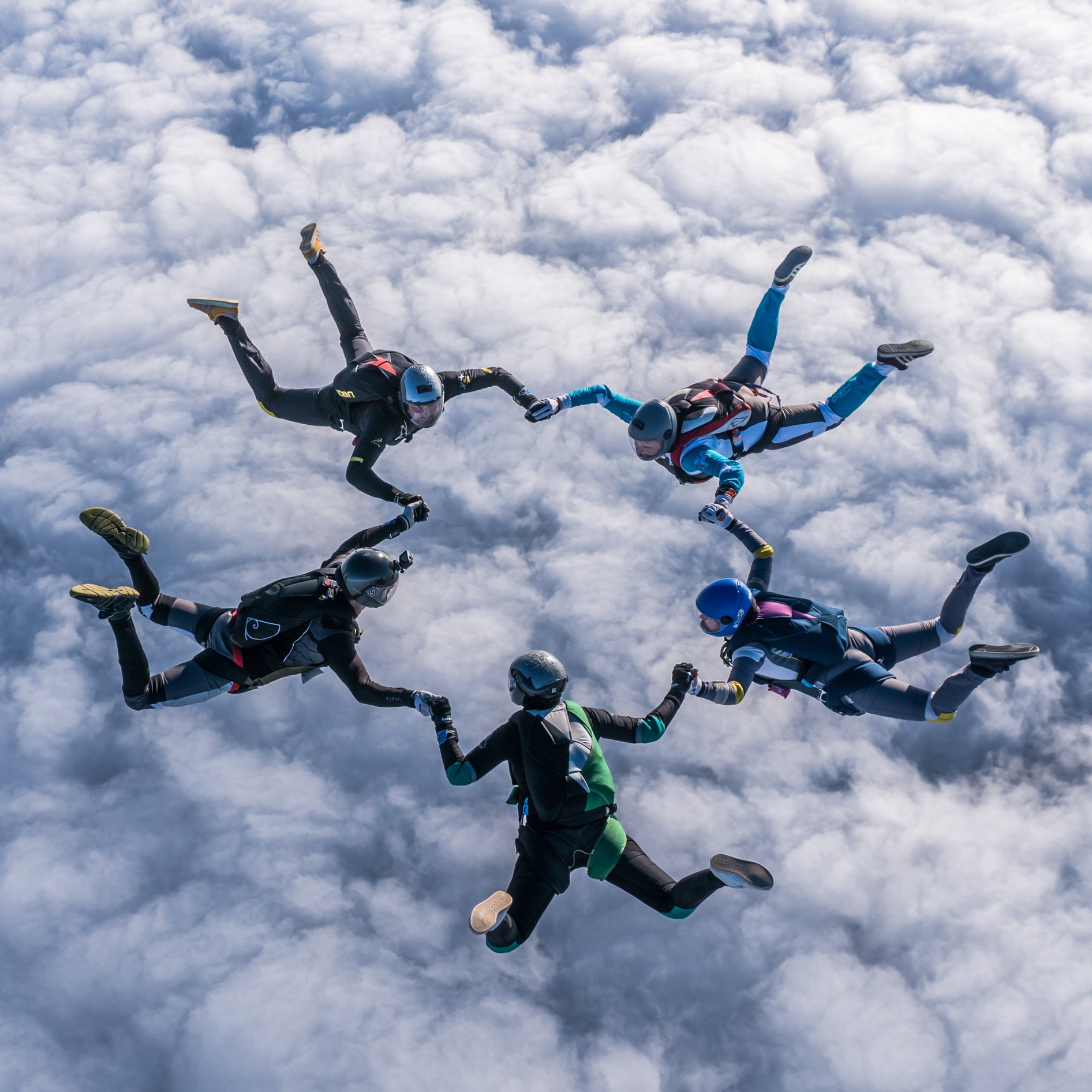 Air Responsibility - Four days of learning how to lead, instruct and take responsibility at the DZ.€1150 p.p in a group of fourRead more