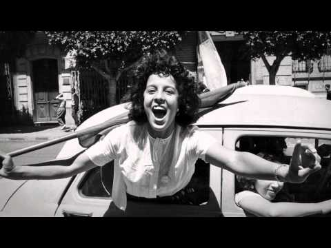 image from Feminism Inshallah: A History of Arab Feminism,  directed by Fereil Ben Mahoud, 2014.