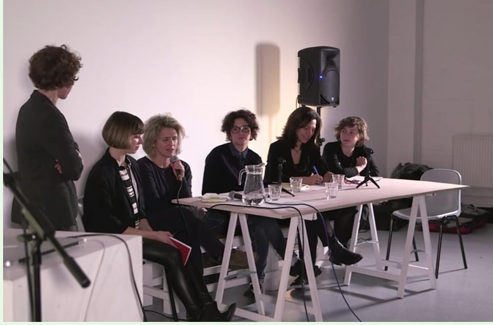 Diana Georgiou, Giulia Casalini, Oliva Guaraldo, Kaia Almerini, Angie Voela, and Giulia Damiani, Herstories from Italy, The Showroom, London, as part of Now You Can Go, December 2015