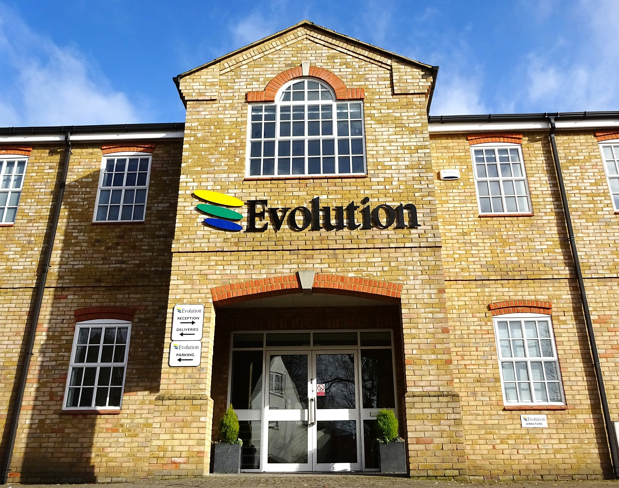 Evolution Head Office