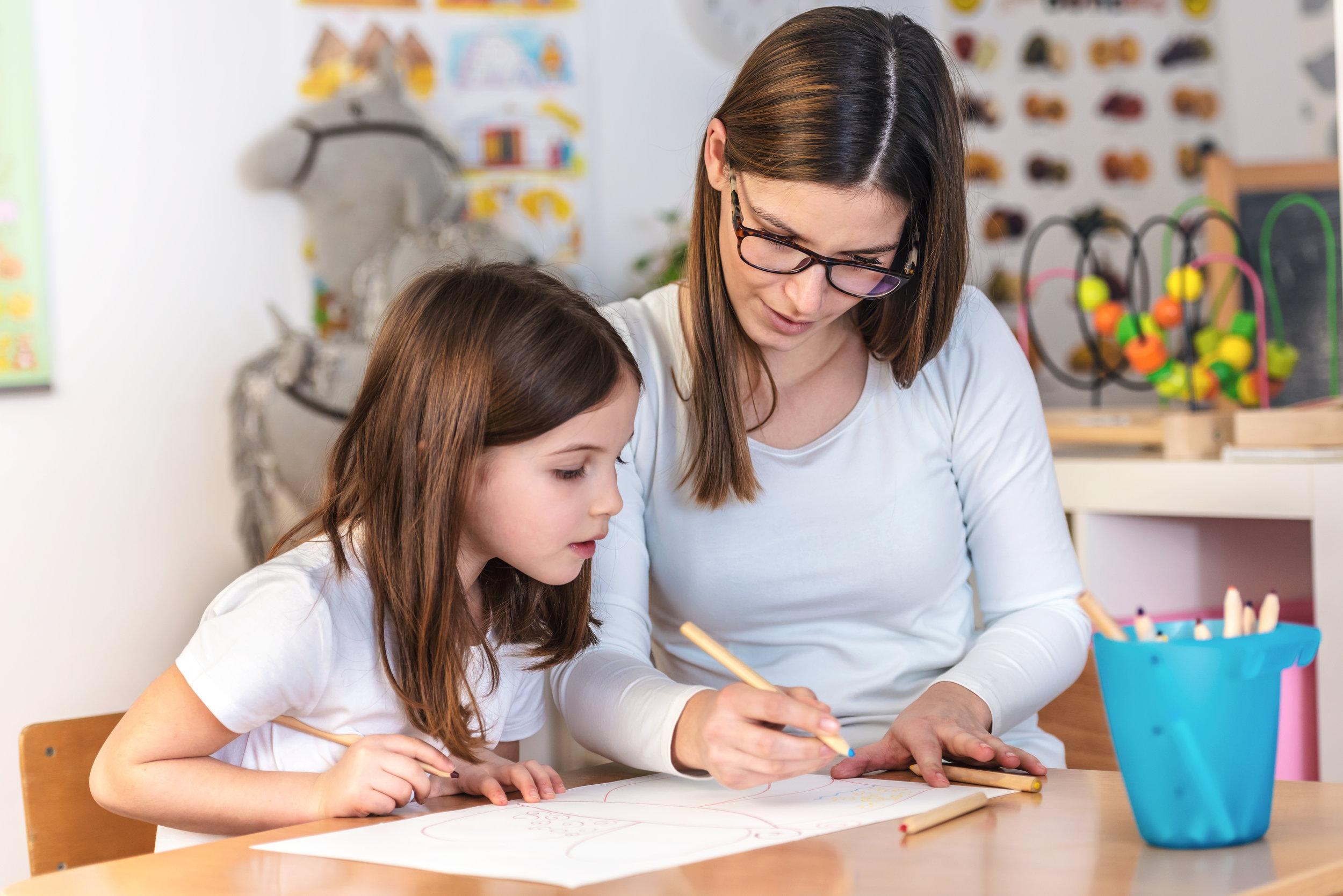 Hauswärts Kinderbetreuung/ Kleinkindbetreuung