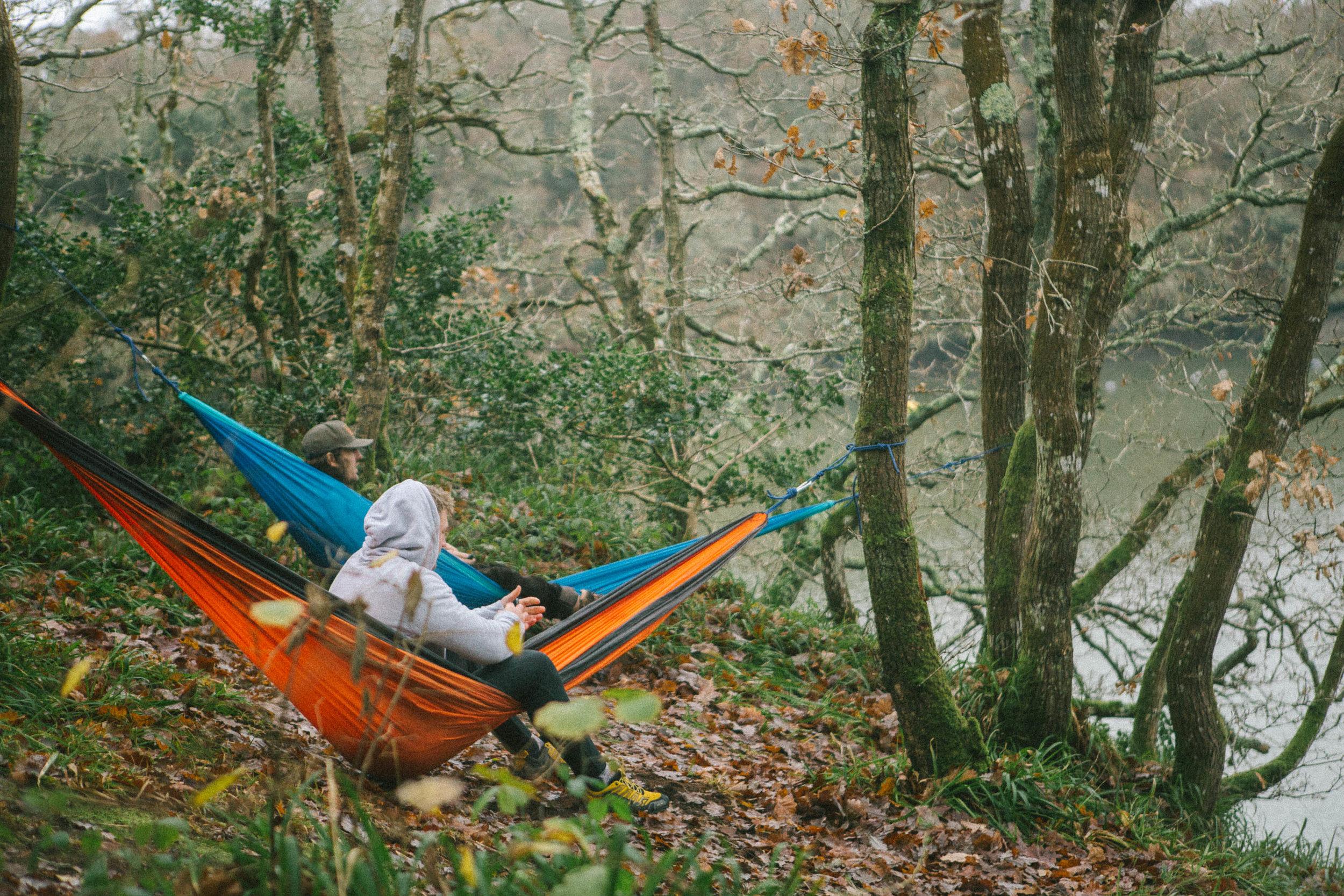 Thera-Sea camping hammocks
