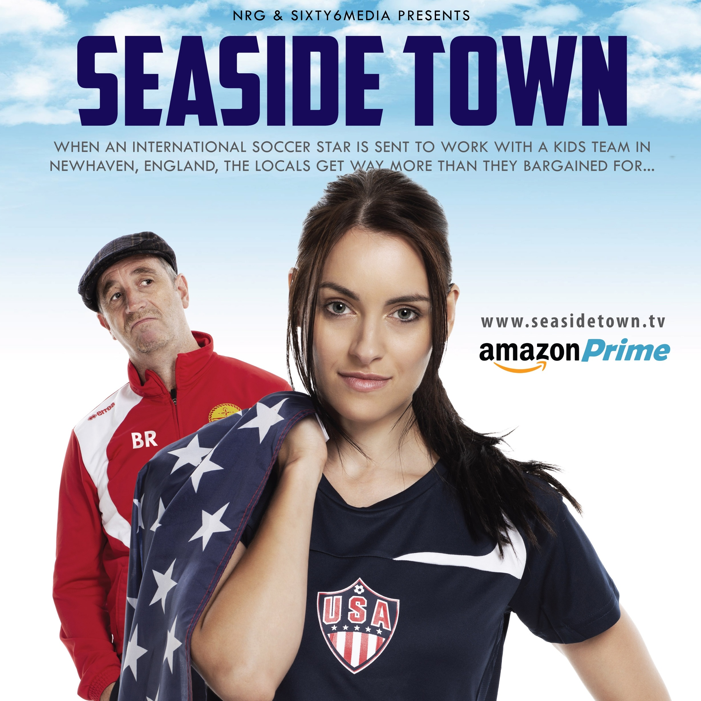 Seaside Town - Shot in Newhaven using the town's talented population. Available now on Amazon Prime UK / USA