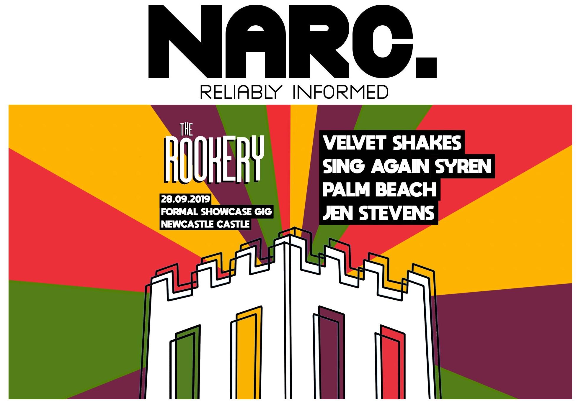THE ROOKERY @ NEWCASTLE CASTLE - Narc Magazine