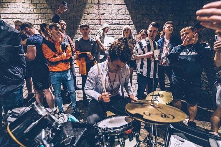 busking joe: going viral - Sunderland Music Hub