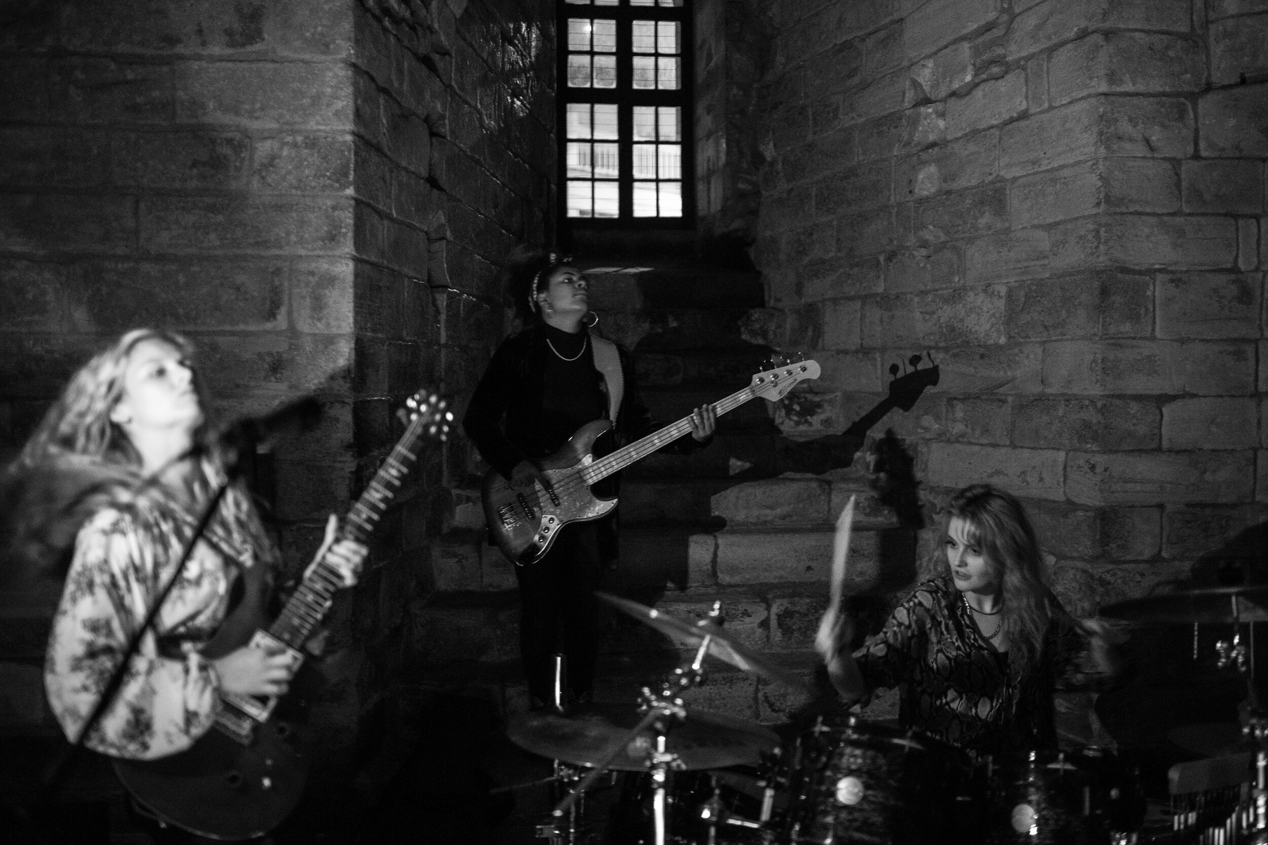 music review:the rookery - newcastle castle - 28.09.2019 - damienrbblog.com