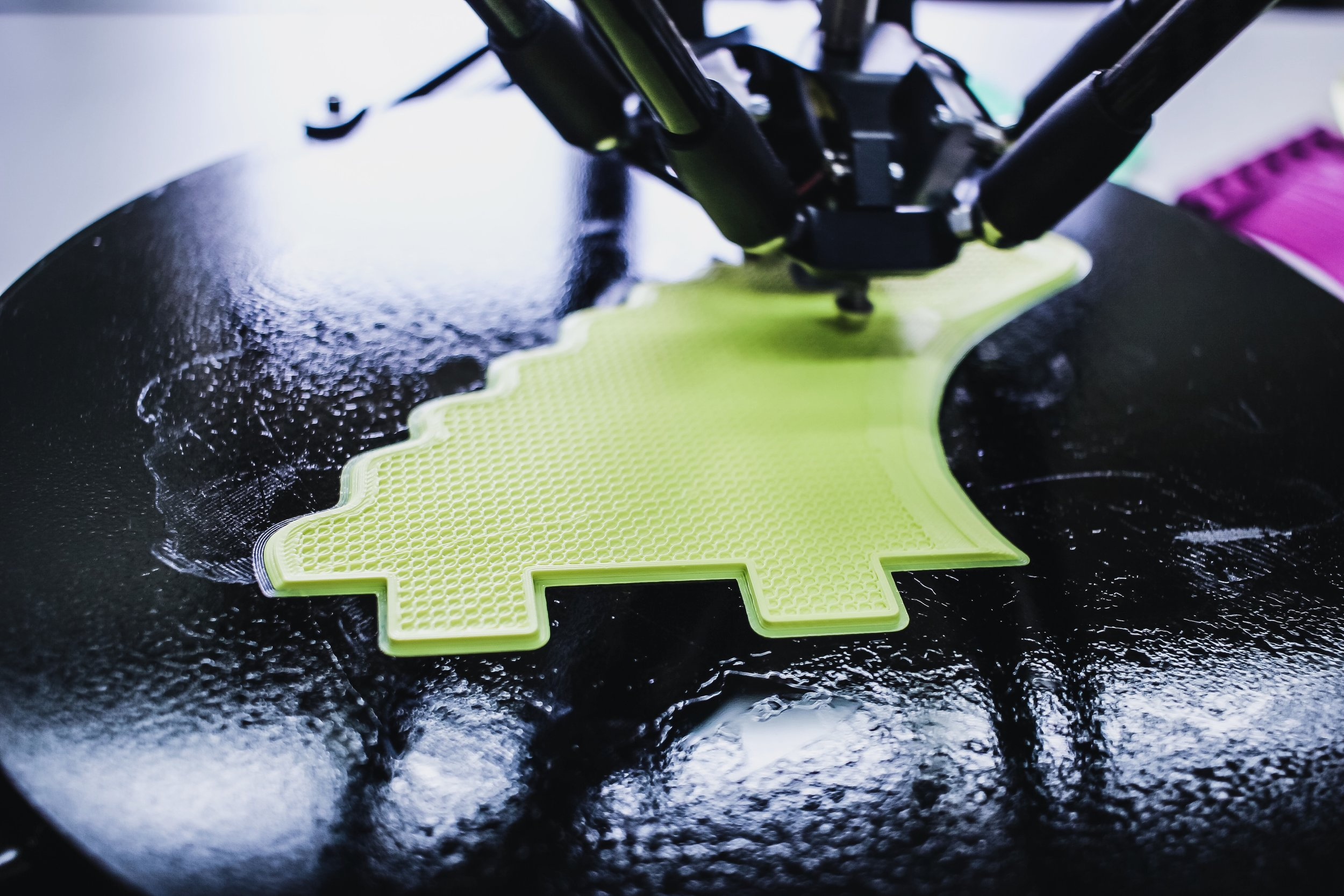 What are the opportunities for 3D printing in Africa?