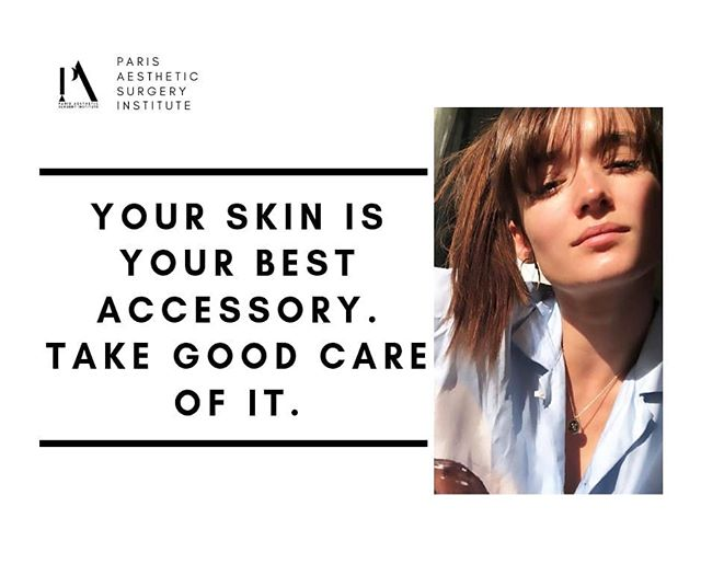 Isn't that the truth ? 🤷♀️ A bit of good effort and consistency, leads to great skin on a regular basis. . #microneedling #hydrafacial #soinsesthetiques #esthetiques #face #skincareroutine #skin #goodcare #bestaccessory #takecare #selflove #parisaestheticsurgeryinstitute