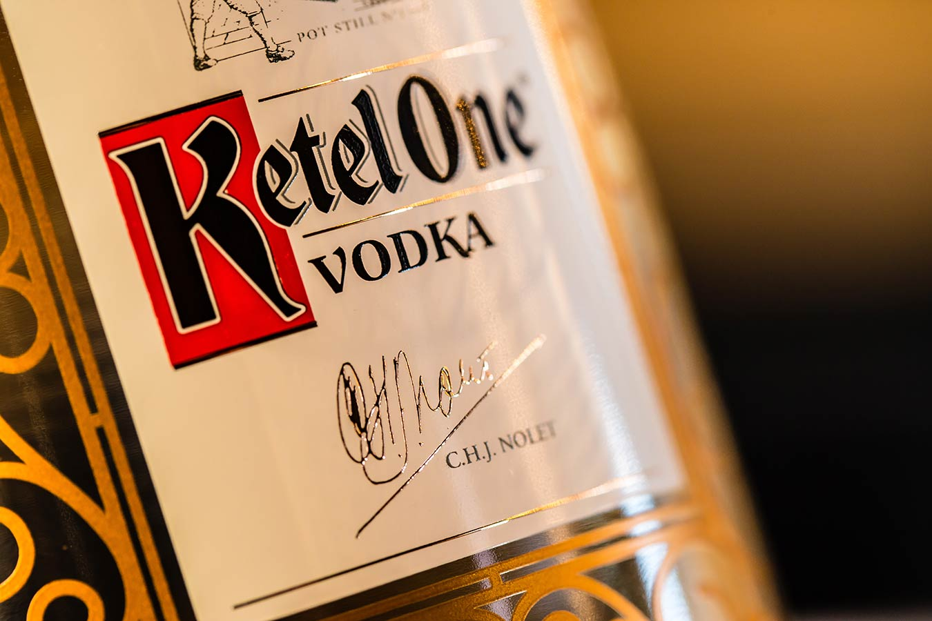 KETEL ONE  Nolet 325 Celebration