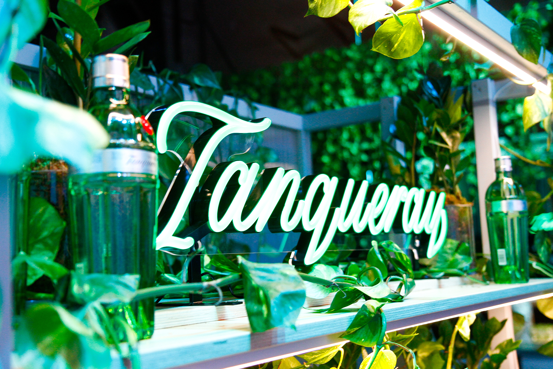 TANQUERAY  Experience - World Class Berlin
