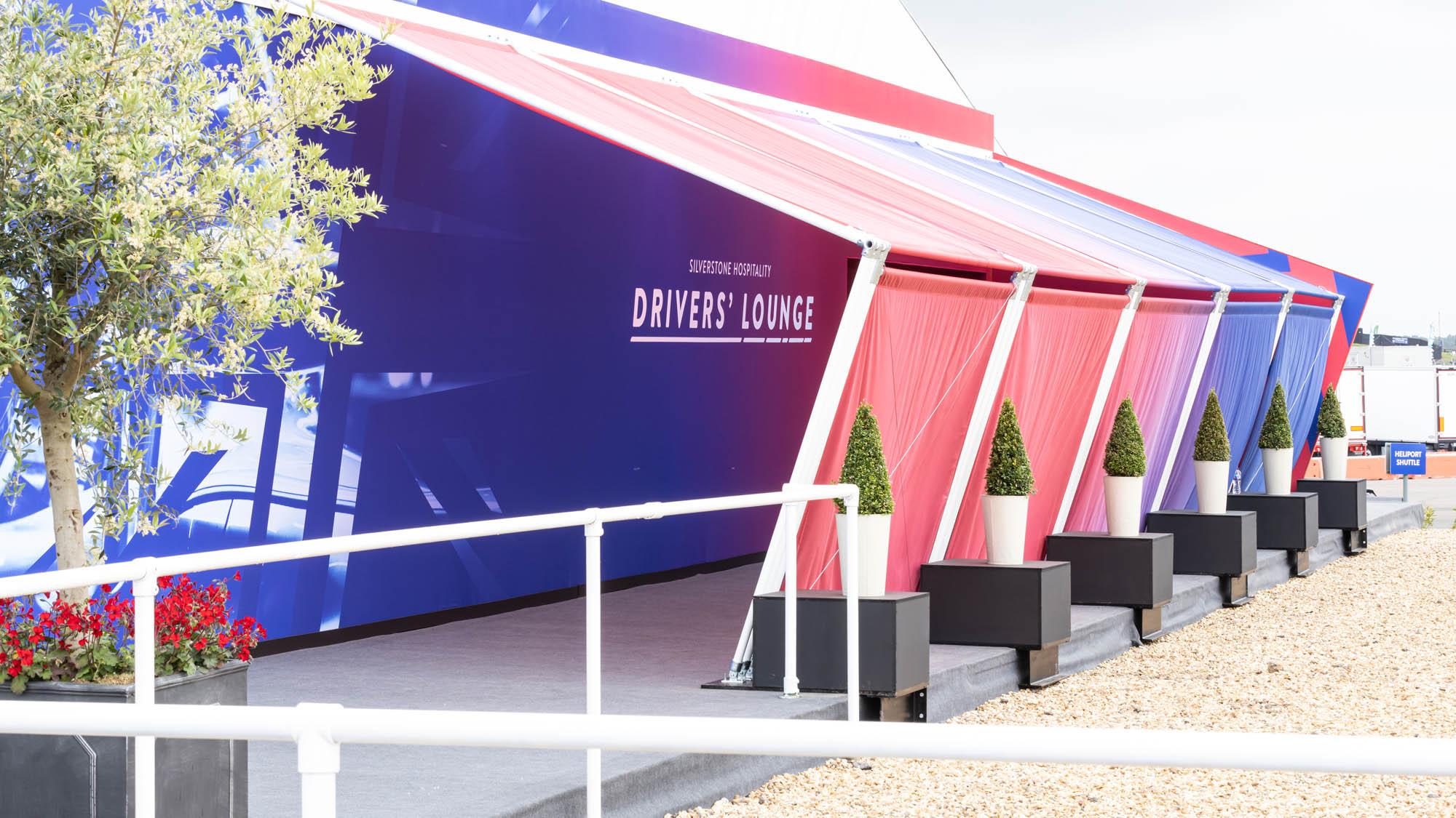 SILVERSTONE  British GP VIP Hospitality