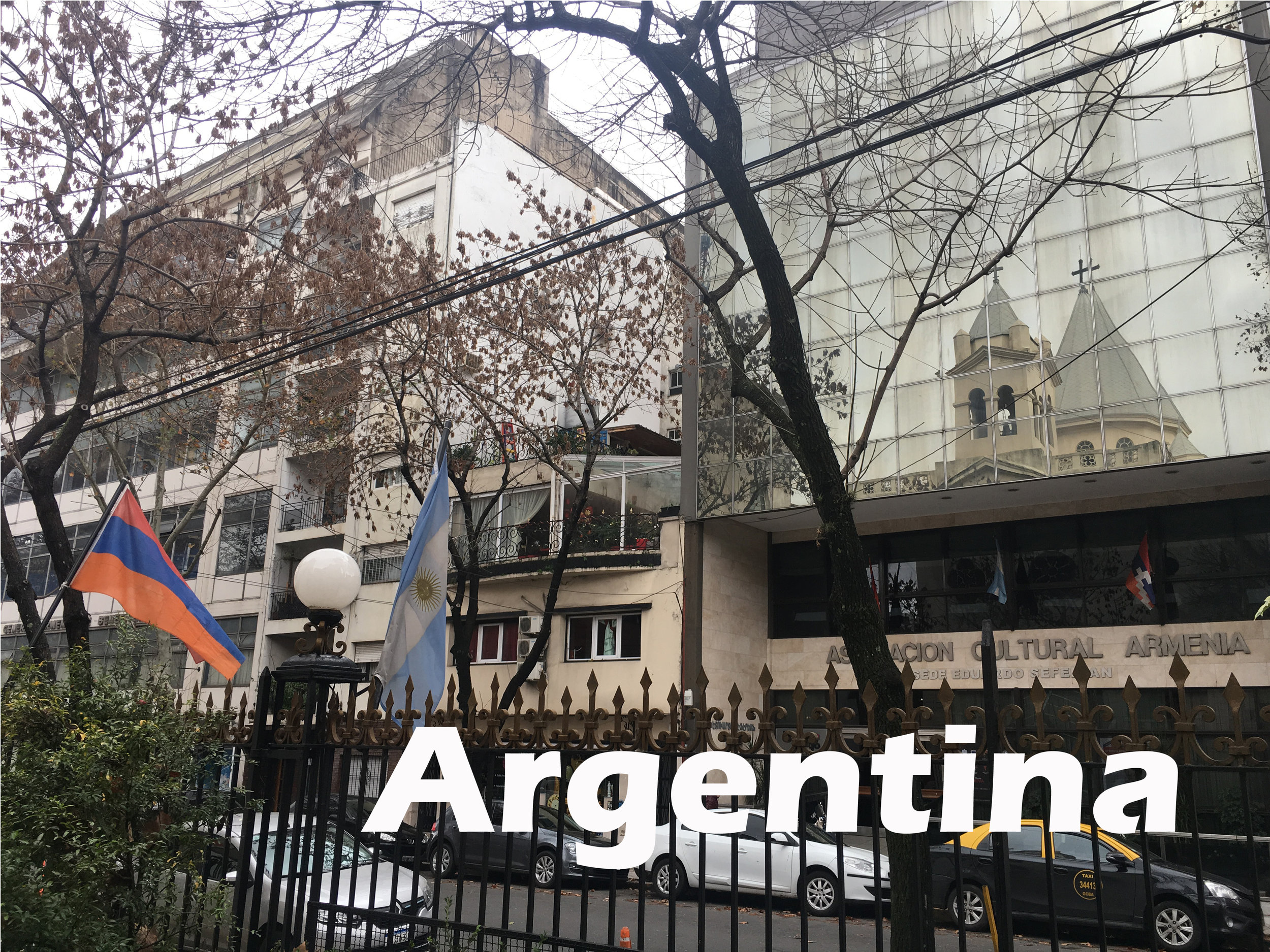 Buenos Aires. Photo Credit: Hratch Tchilingirian