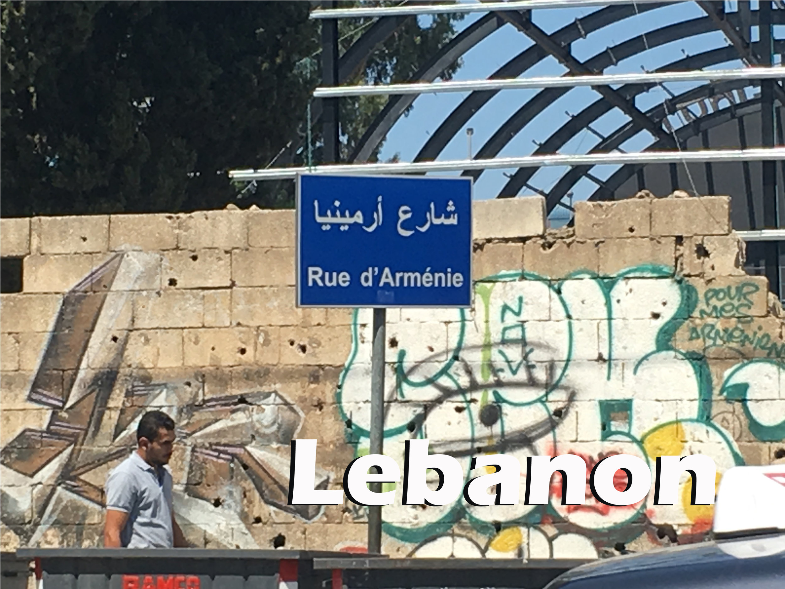 Beirut. Photo Credit: Hratch Tchilingirian
