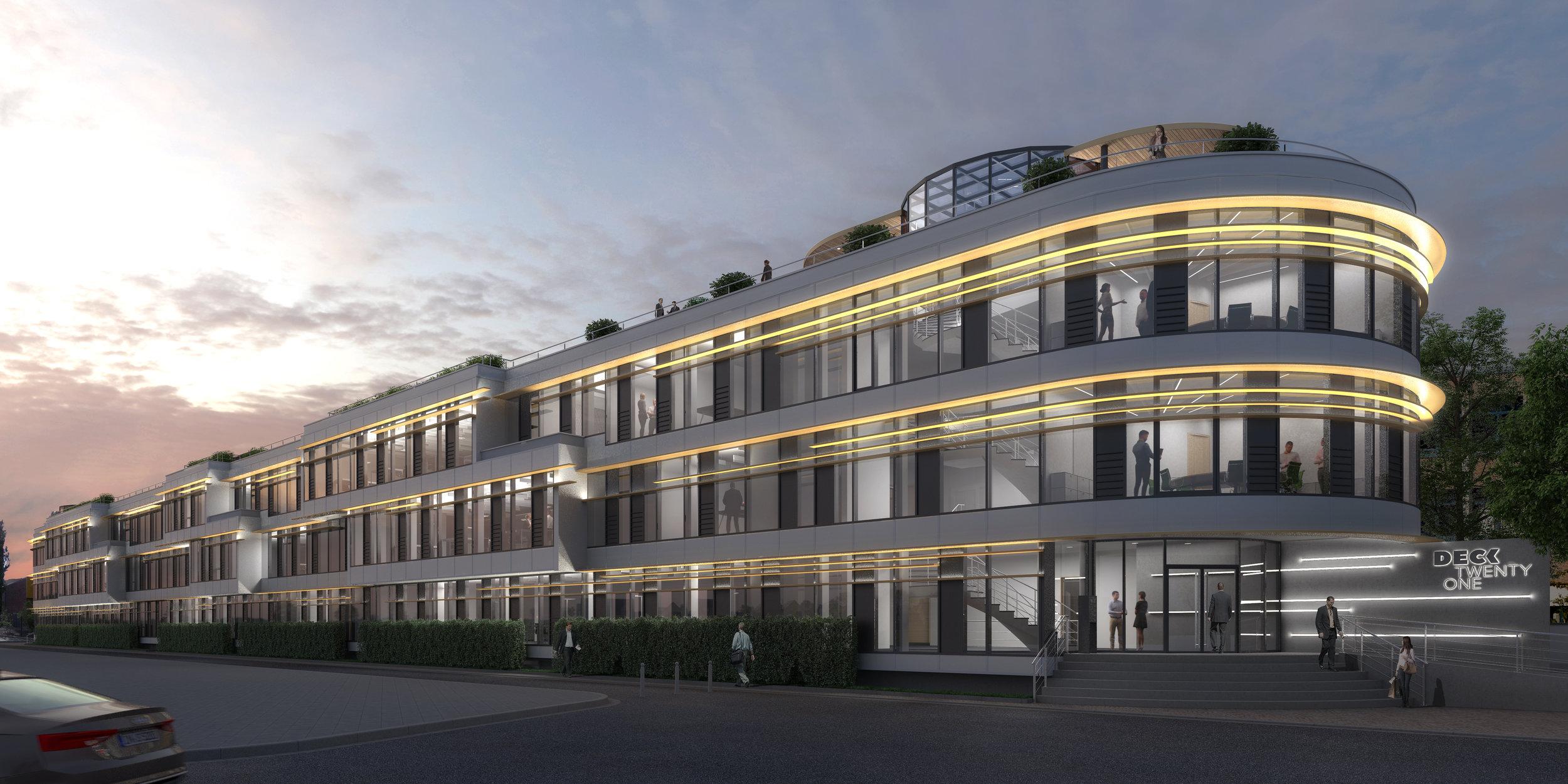 Deilmann_Bürogebäude_Düsseldorf_Cam01_Osteingang_Nacht_2_Finisch02.jpg