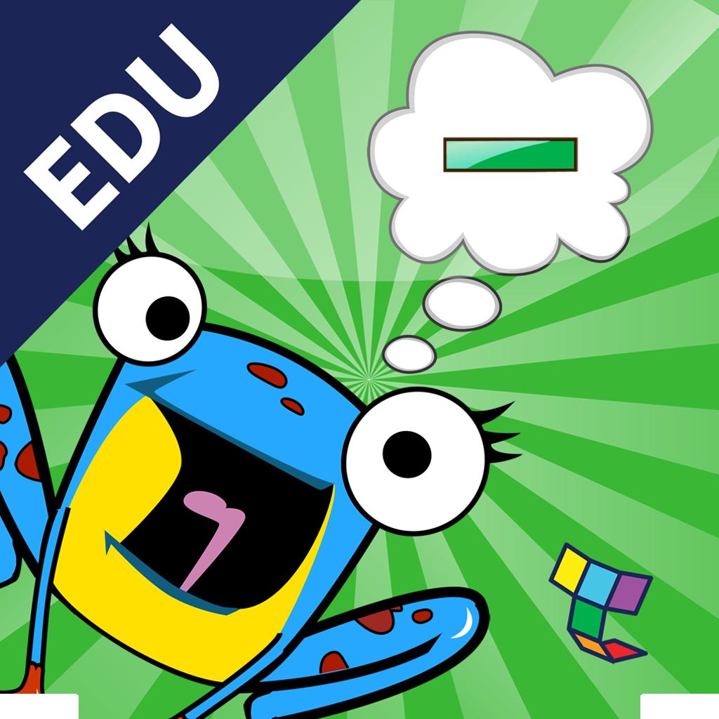 Subtractimals App icon