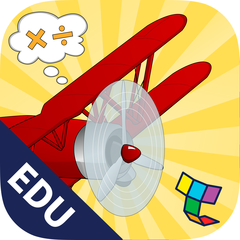 Fact Flyer app icon