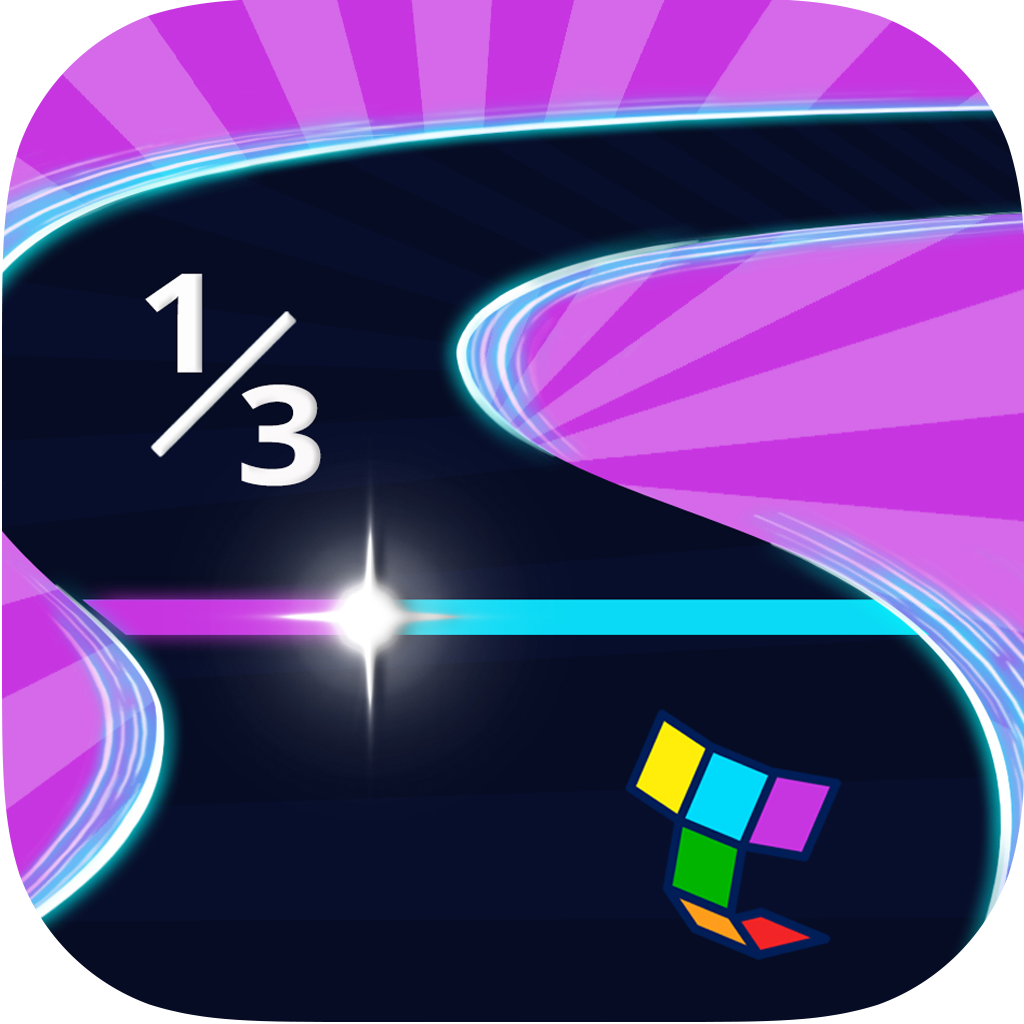 Teachley: Fractions Boost app icon
