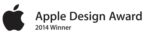 Apple Design Award 2014 Winner
