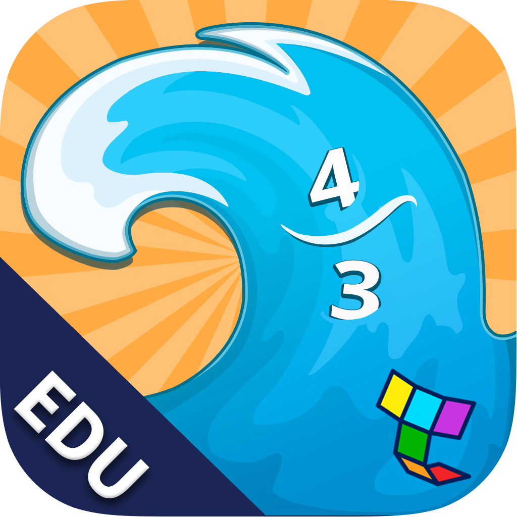 Fractions Boost 2 EDU app icon