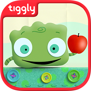 Tiggly Addventure Number Line app icon