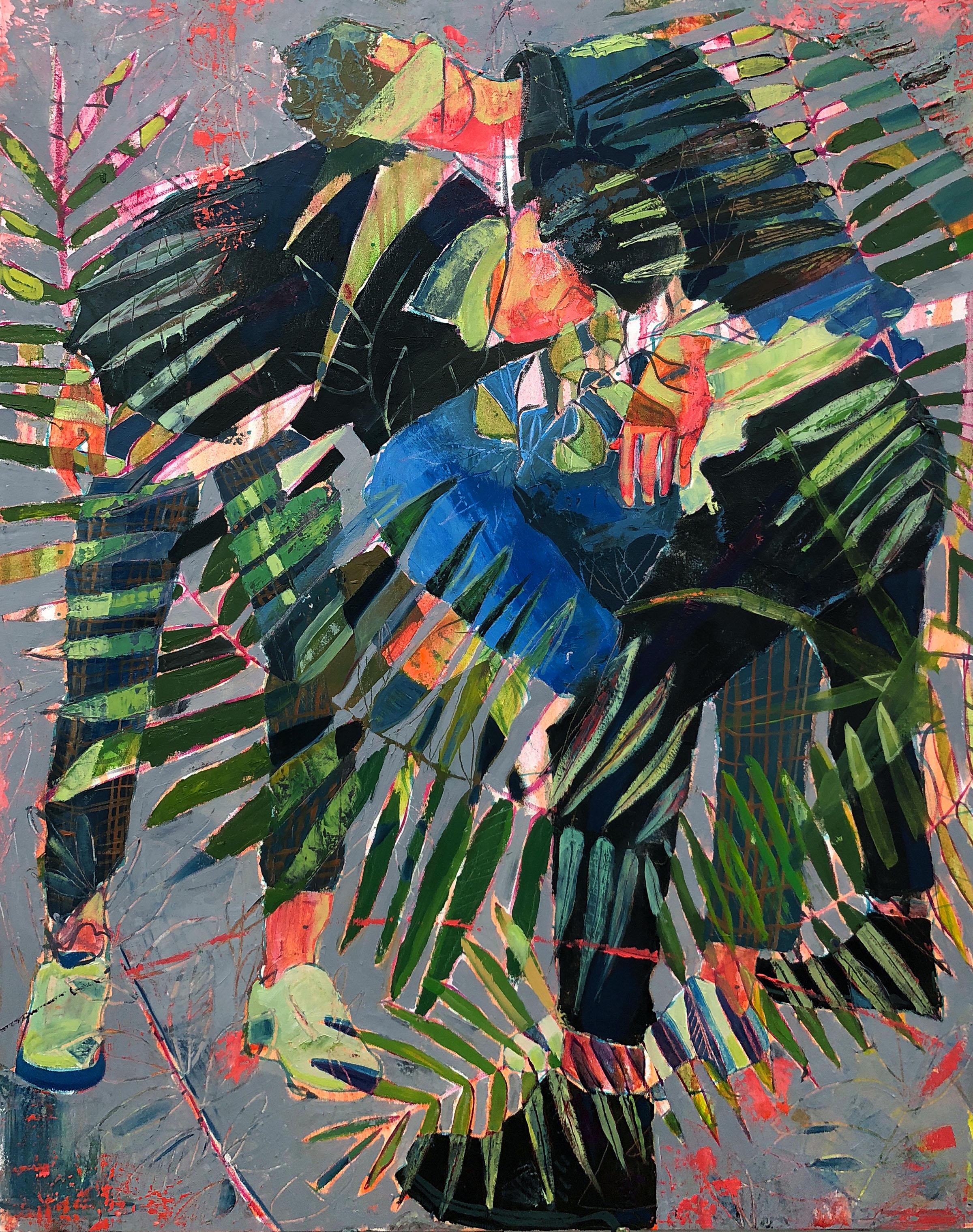 """Peace   32 x 40"""" oil on canvas"""