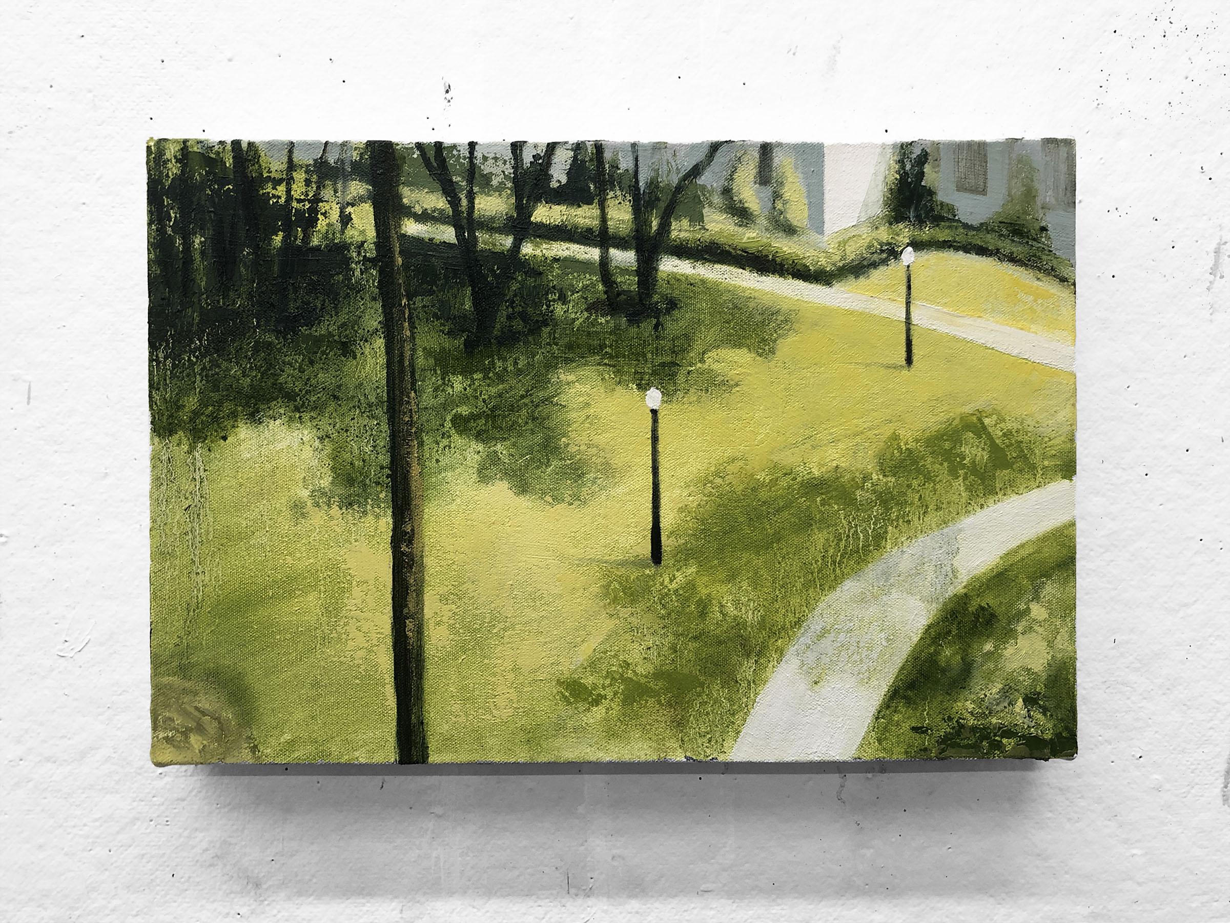 "Winner Winner   10 x 15"" oil on canvas"